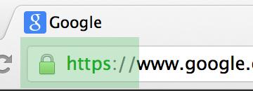 Chrome-https